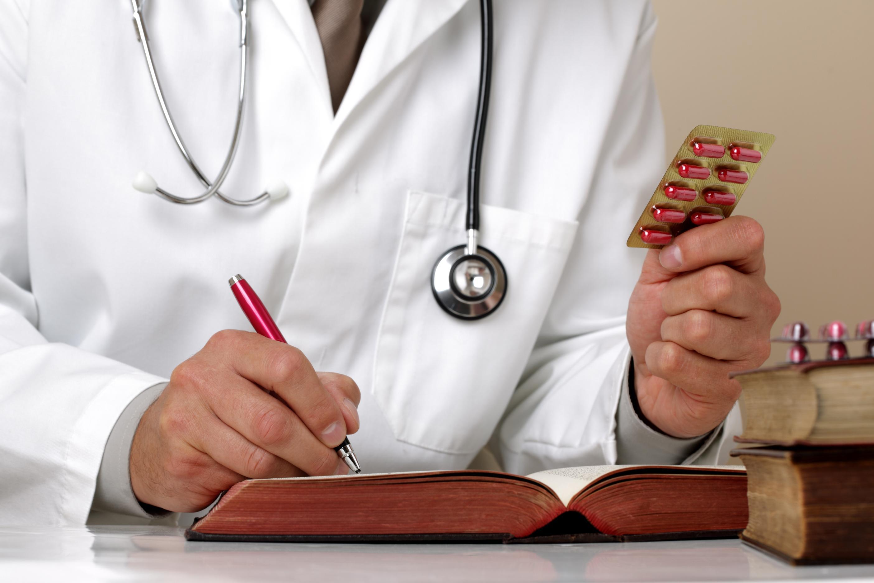 Медикаментозное лечение холецистита печени