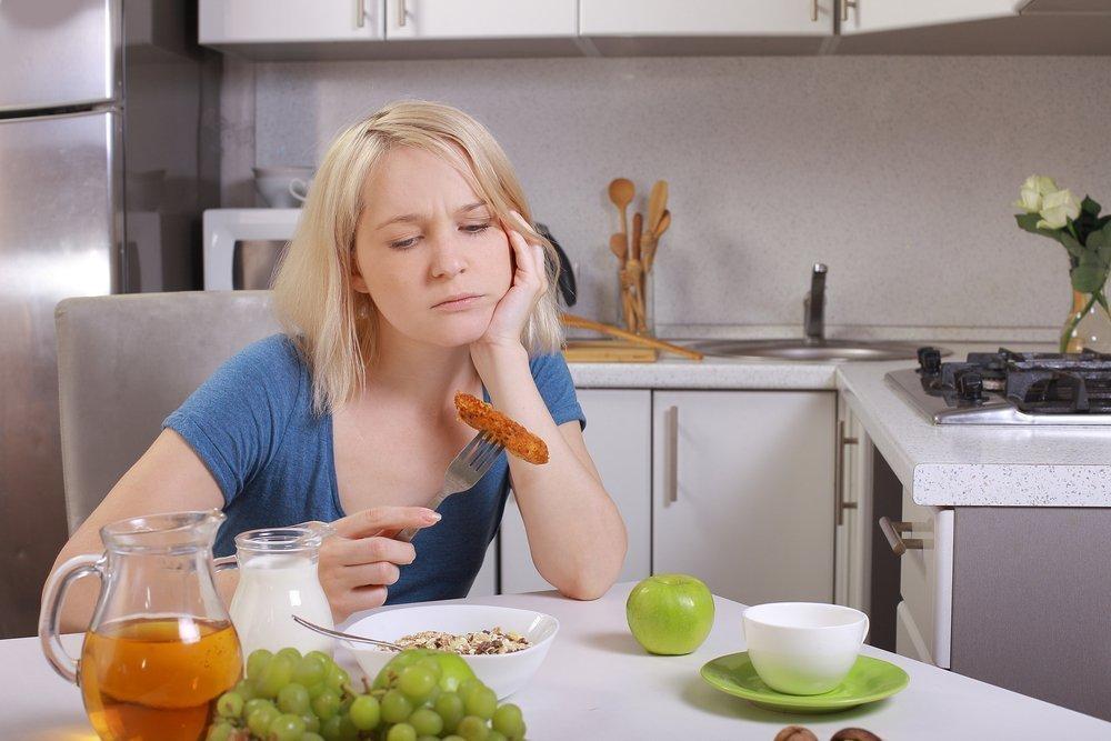 Симптомы диффузных изменений печени