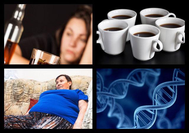 факторы риска вторичного остеопороза