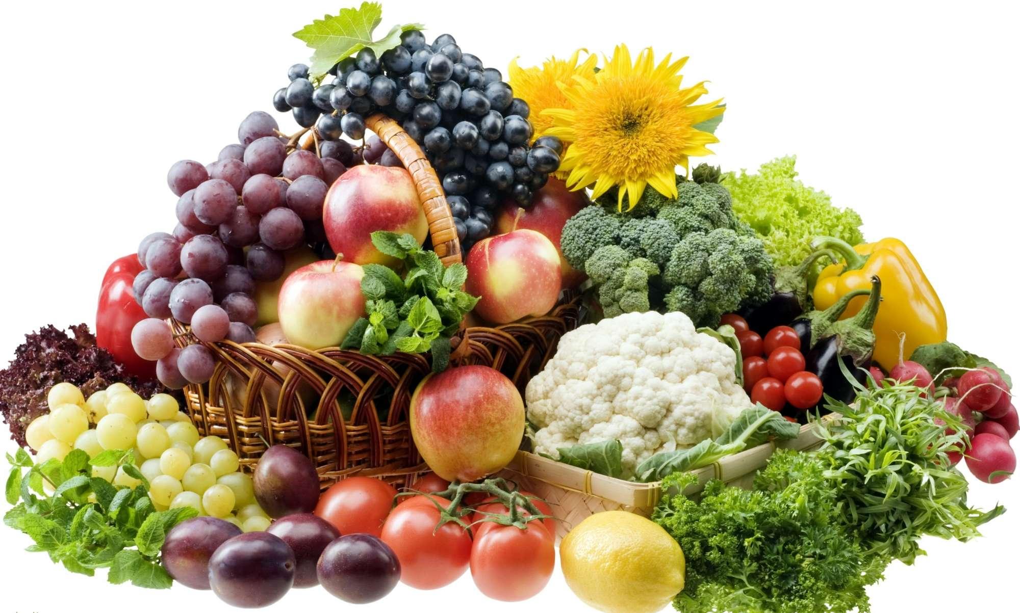 овощи и фрукты при запоре